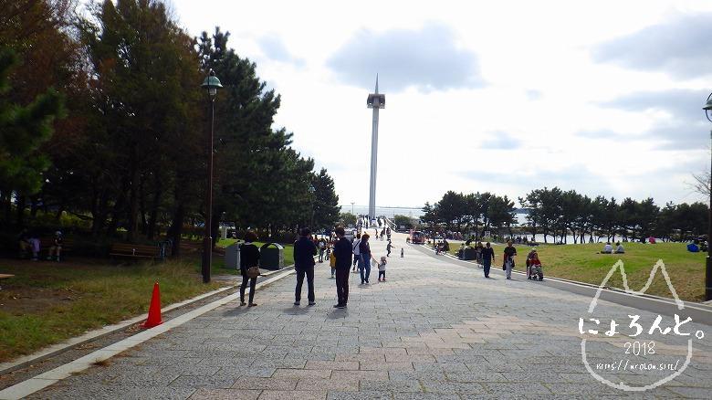 葛西臨海公園・渚橋