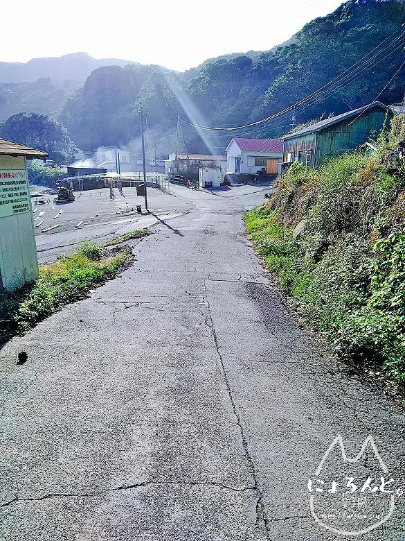 菖蒲沢・漁港