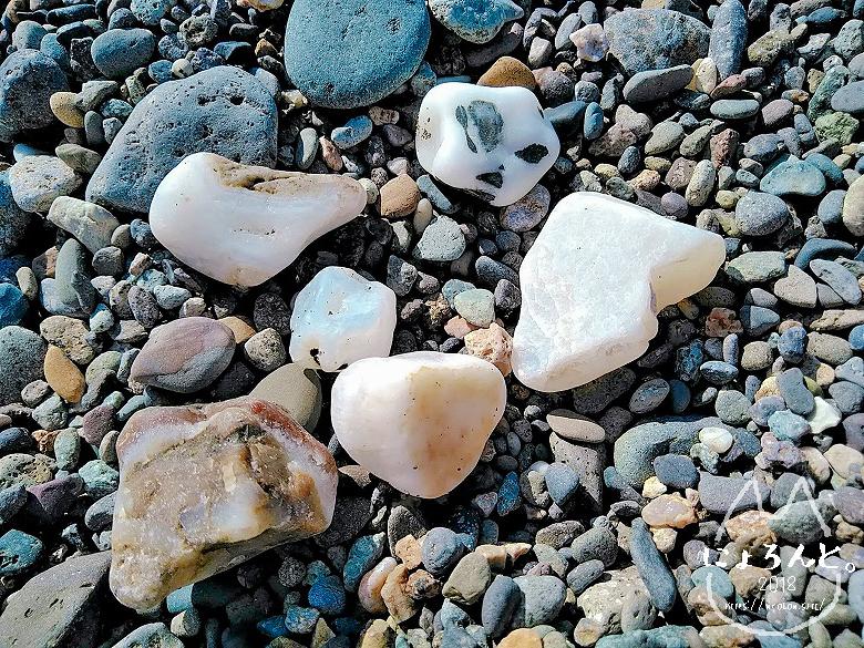 大浜海岸・石英