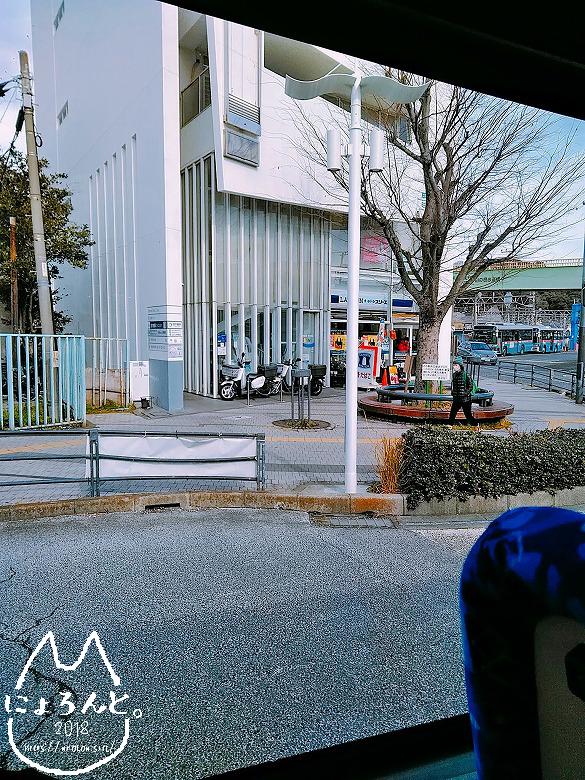 逗子駅前・ローソン