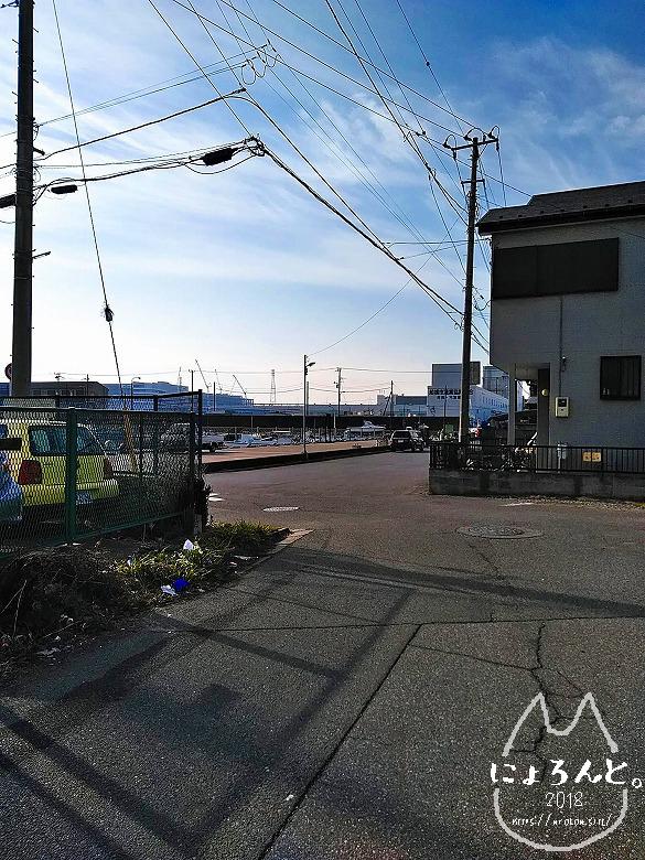 日本クラムチャウダー選手権への道順