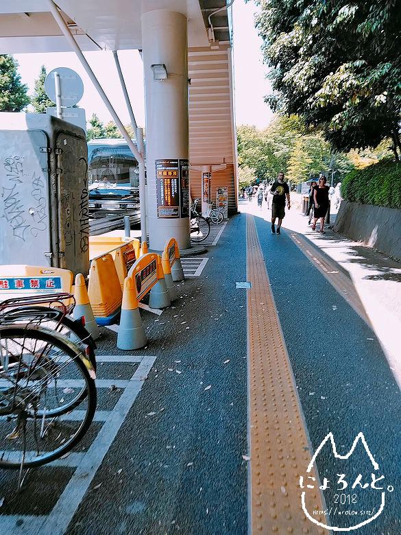 ラオフェス/道順