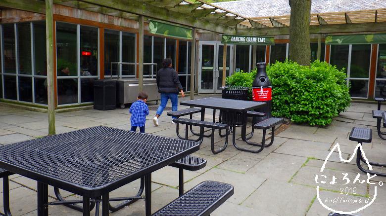 ニューヨーク・セントラルパーク動物園カフェ