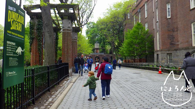 ニューヨーク・セントラルパーク動物園・子供動物園へ