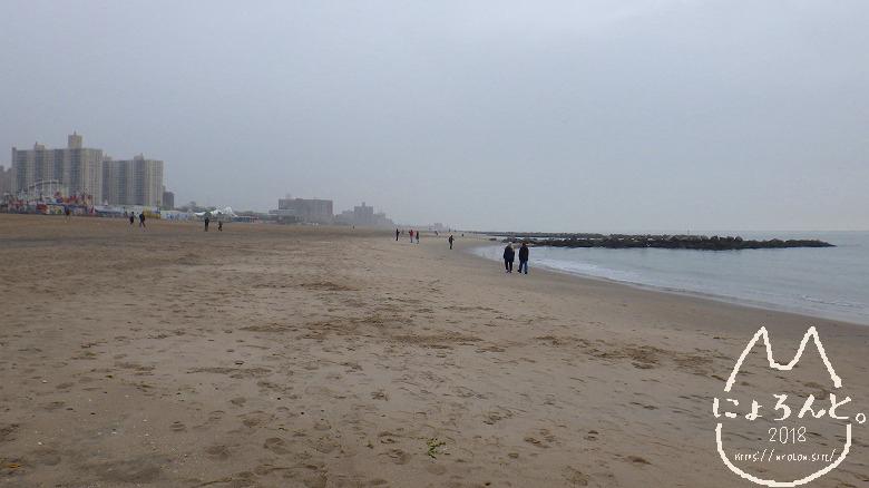 コニーアイランドビーチ