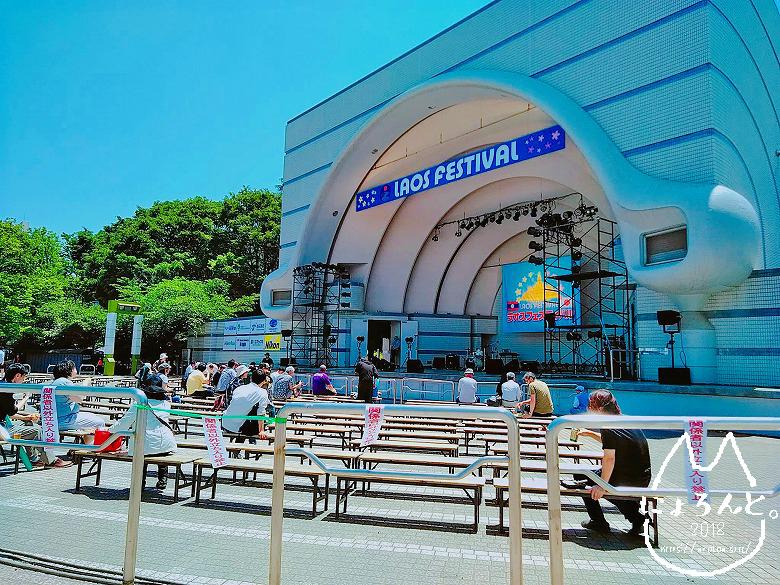 ラオフェス/ステージ