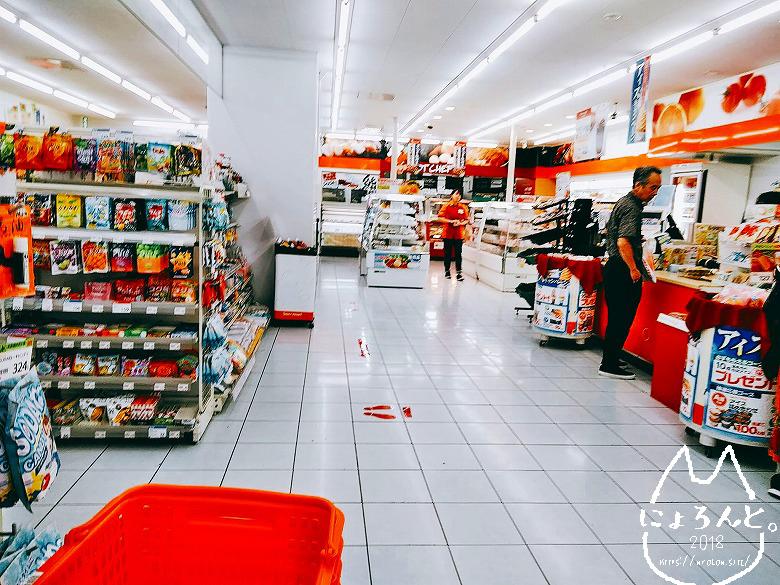 セコマ/店内