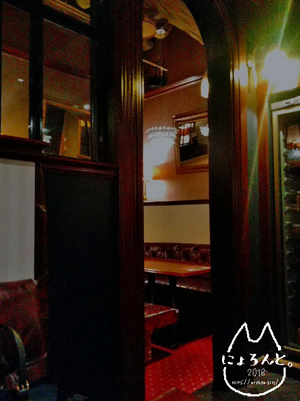 札幌のcafe bar Bank/店内