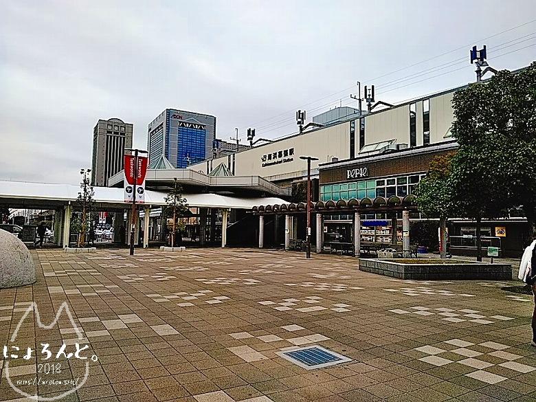 冬の幕張海岸2020・海浜幕張駅