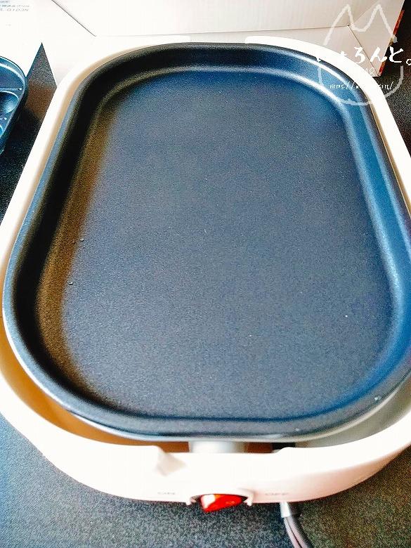 ニトリのたこ焼き&ミニホットプレート・焼肉プレート