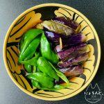 めんつゆで簡単!夏野菜といっしょにおいしい!茄子の煮浸しレシピ