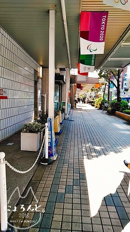 富岡八幡宮骨董市/道順