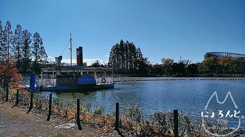 東武動物公園/白鳥の池