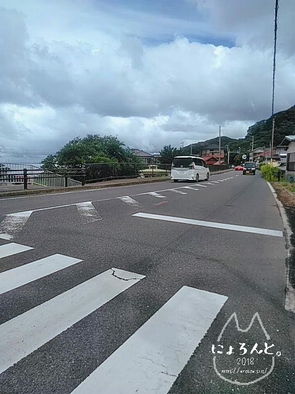 富津・竹岡萩生港北でビーチコーミング/道順