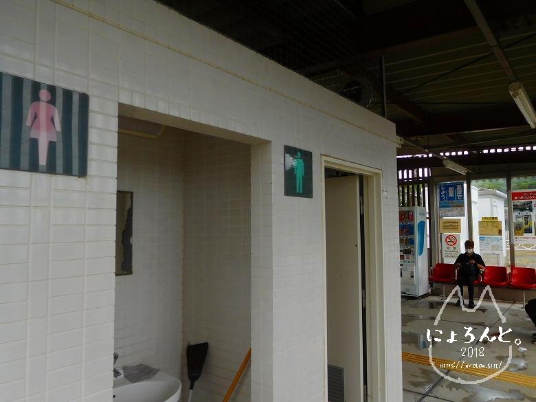富津・竹岡萩生港南でビーチコーミング/トイレ